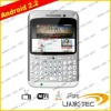 A8 android mobile phone with keyboard gps wifi tv function
