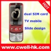 A810 Silder TV China mobile phone