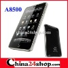 A8500 2011 latest 5.0 inch android 2.2 smart mobile phone with TV wifi GPS