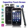 A9000 Black, GPS + Android 2.2 Version, 4.0 inch Capacitive Touch Screen, Analog TV (SECAM/PAL/NTSC), Wifi & Bluetooth FM functi