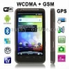 A919 Black, GPS + AGPS, Android 2.3 Version, Analog TV (SECAM/PAL/NTSC), Wifi Bluetooth FM function 4.3 inch Capacitive Touch Sc