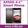 """AXIOO 4.1"""" Smart phone with Android 2.3"""