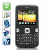 AirMileFone L223 - Quad Band Dual SIM TV Cell phone with QWERTY Keyboard