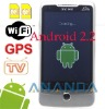Android 2.2 Dual SIM Card Phone A5000