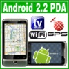 Android 2.2 GPS Wifi TV 2 SIM Dual Standby Smart Mobile Phone