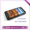 """Android 2.2 OS 4.3"""" Capacitive Touch Screen MTK6516 GPS Smart Phone A2000"""