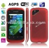 Android 2.2 Version, 3.5 inch Touch Screen Dual sim