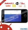 Android 2.2 WIFI Cell Phone A3000