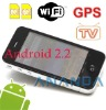 Android 2.2 dual sim mobile unlocked A6