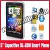 Android 2.3 5Inch Capacitive 3G Dual SIM Card TV Mobile Phone