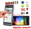 Android 2.3 Dual SIM Capacitive Mobile Phone