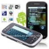 Android 2.3 TV mobile phone F603 Dual Sim Unlocked GSM WiFi MP3 Games Vodafone