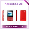 Android 2.3 mobile phone with qwerty keyboard cheap price