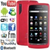 Android A8 3.5 Inch android 2.2 touch screen 0.3MP AGPS TV JAVA slow price mart phone