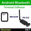 Android Bluetooth Serial Terminal Software