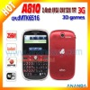 Android cheap mobile phone A810