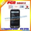 Android dual sim gps mobile phone FG8