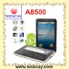 Android mobile phone A8500 with 5 inch capacitive touch screen