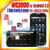 Android2.2 3G mobile phone WG2000