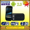 Android2.2 MTK6516 Mobile Phone with 3.5'' HVGA LCD