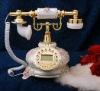 Antique jumbo telephone