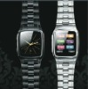 Apple touch screen watch phone with 16GB supported