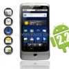 Atlantis - Android 2.2 WIFI Smartphone with 3.5 Inch Touchscreen + GPS