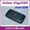"Axioo 3.5"" Vigo350 Android 2.3 Smartphone with dual-SIM"