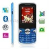 B3 Red, Russian Keyboard, Big Speaker, Bluetooth FM function Mobile Phone, Dual sim cards Dual standby, Dual band, Network: GSM9