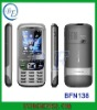 BFN138 Dual sim cards mobile phone with MP3 MP4 bluetooth