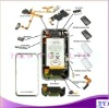Backcover assembly full set completefor Iphone 3GS