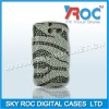 Beautiful rhinestone pasted case for A410 phone case