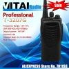 Best Selling VHF 136-174MHz 16 Channel TK-3207G Professional  Walkie Talkie