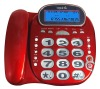 Big Button Caller ID Phone/ Corded ID Phone with Display