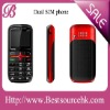 Big keys dual sim mobile  phone X700