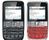 Black/Red/White 3 sim cards TV-phone (C3)