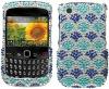 Bling Bling Diamante Hard Case for BlackBerry Curve 3G 9300 / 9330 / 8520 / 8530 (Akiba)