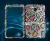 Bling diamond cell phone case for HTC desire HD