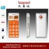 Bopod s718 torch fm older senior mobile phone
