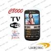 C8000 mobile phone TV WIFI