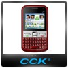 CCK Q5 TV Bar Mobile phone with loud stereo speaker-Red color