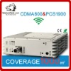 CDMA.PCS Dual Band Repeater with high Gain wirless repeater