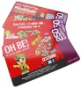 CR80 Paper Prepaid Phone Card