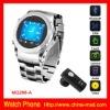 Camera Quad Band Watch Mobile phone