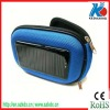 Canvas portable solar power protect bags for mobile phones or digital products KDX-B001