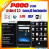 Capacitive Cell Phone Android 2.2 P800