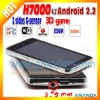 Capacitive touch screen android phones HERO H7000