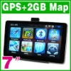 Car GPS Navigation Bluetooth AV-IN FM WinCE FM AV-in