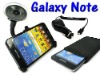 Car Windscreen Mount Holder Charger Kit for Samsung Galaxy Note N7000 i9220 i92-Ckit
