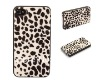 Case for iphone 4 iPhone 4s-Pink leopard